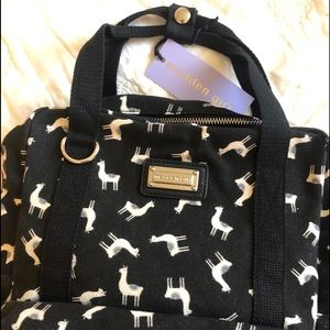 Madden Girl Llamas Backpack